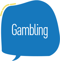 Let's talk about gambling problems